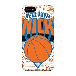 Shock Absorbent Hard Phone Case For Iphone 5/5s With Allow Personal Design High Resolution Oklahoma City Thunder Pattern ErleneRobinson