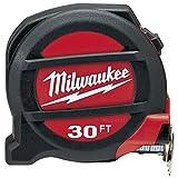 MILWAUKEE ELEC Tool 48-22-5130 Magnet Tape Measure, 30'