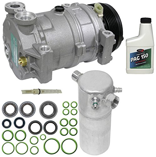 Universal Air Conditioner KT 1105 A/C Compressor and Component -