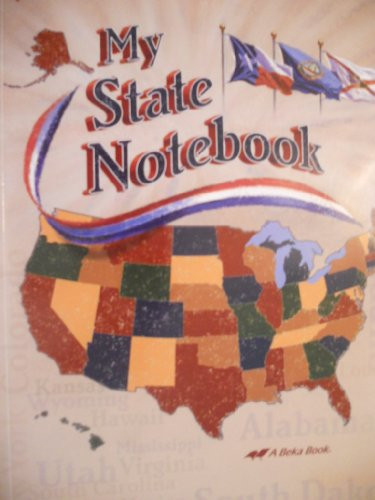My State Notebook...A Beka 4th grade History (A Beka for sale  Delivered anywhere in USA