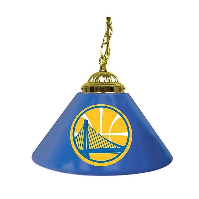 Amazon.com: NBA dorado State Warriors individual lámpara de ...