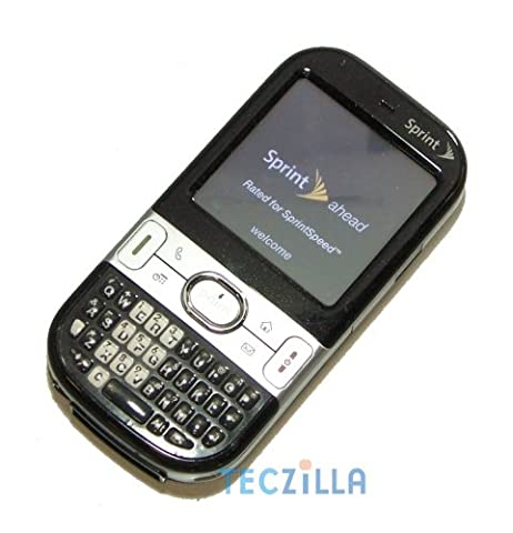 Palm Centro 690 Sprint Megapixel EVDO PDA Phone - Black (Palm Centro 690)