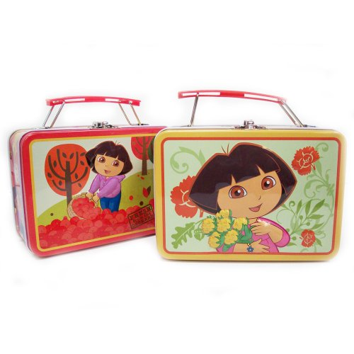 Dora Tin Box -5.5