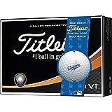 Titleist Pro V1 MLB Golf Balls   Los Angeles Dodgers