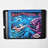 Taka Co 16 Bit Sega MD Game Splatterhouse 2 16 bit MD Game Card For Sega Mega Drive For Genesis