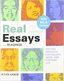Real essays with readings third edition