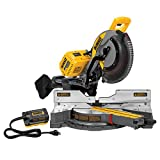 Cheap DEWALT DHS790AB FLEXVOLT 120V MAX Double Bevel Compound Sliding Miter Saw with Adapter Only (Tool/Adapter Only)