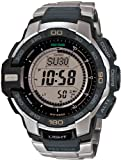 CASIO PROTREK (PRG-270D-7JF) TRIPLE SENSOR VER.3 SOLAR POWERED OUTDOOR (JAPAN IMPORT)