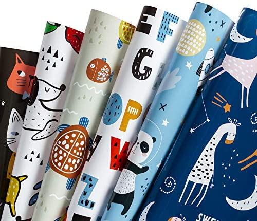 WRAPAHOLIC Gift Wrapping Paper Sheet product image
