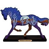 "Enesco Trail of Painted Ponies ""Sundown to Moonrise"" Stone Resin Horse Figurine, 6.5"""