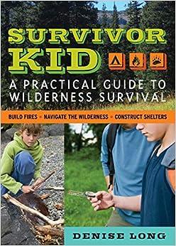 Book's Cover of Survivor Kid (Inglés) Tapa blanda – Ilustrado, 1 mayo 2011