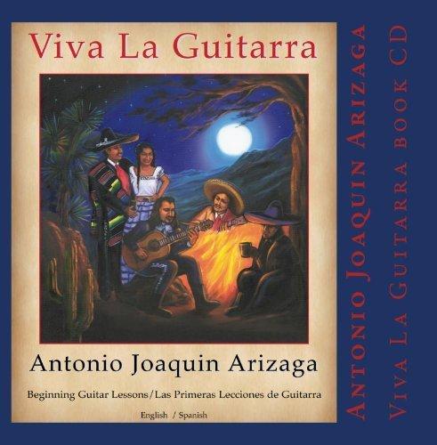Viva La Guitarra book CD by Duende Records: Antonio Joaquin ...