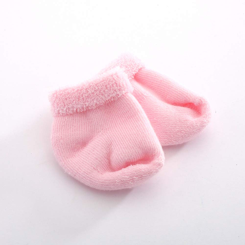 MediChoice Double Tread Slippers, Infant, Pink, 1314BBT200 (Case of 48 Pairs - 96 Total) by MediChoice