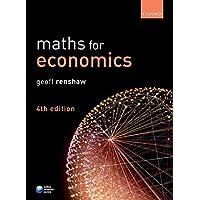 Maths for Economics