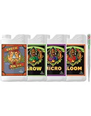 Advanced Nutrients pH Perfect Nutrients, Fertilizer. Bloom, Micro and Grow Pack of 3 …