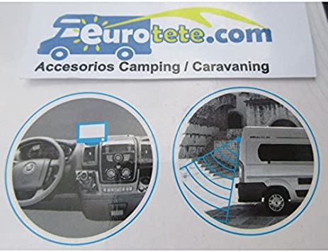 Camara de vision trasera para camper o furgoneta: Amazon.es ...
