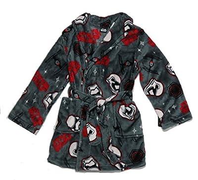 Boys Star War Plush Robe Size 4/5