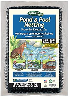 Dalen PN28 Pond Netting 28-Feet by 28-Feet 3/8-Inch Mesh