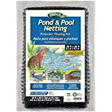 "Dalen PN-28 PN28 Pond Netting 28' by 28' 3/8"" Mesh, 28'X28'"