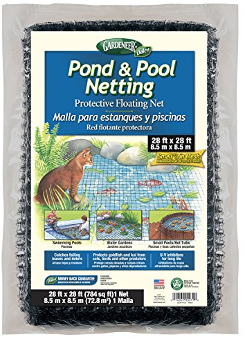(Dalen PN-28 PN28 Pond Netting 28-Feet 3/8