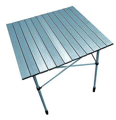 TravelChair Canyon Aluminum Rolltop Camp Table by TravelChair