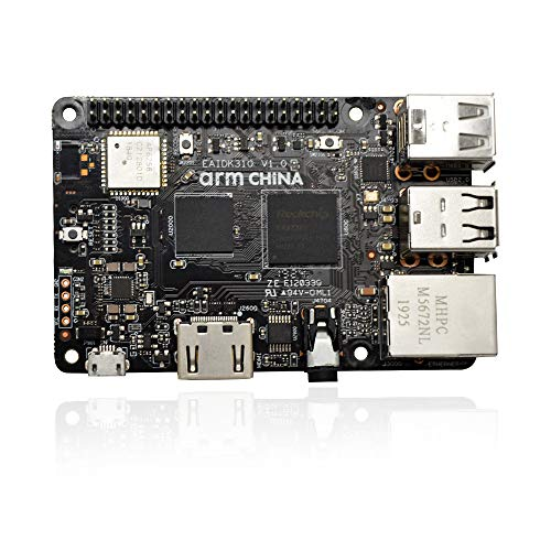 LANDZO Embedded Artificial Intelligence Development Board with Linux and Android8.1 System (RK3228H ARM 4 core Cortex-A53,64 bit Processor Bluetooth 5.0)