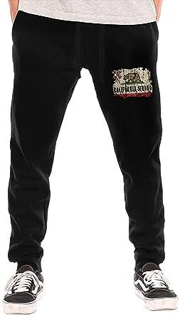 MEnjoy Pantalones de chándal para Hombre California Strong ...