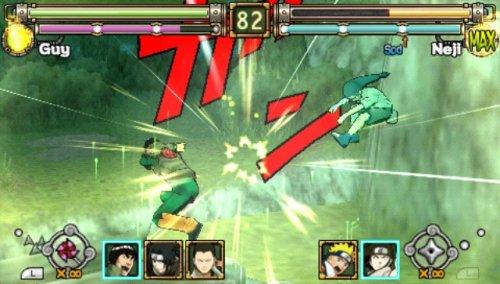 Amazon.com: Naruto Ultimate Ninja Heroes - Sony PSP: Artist ...