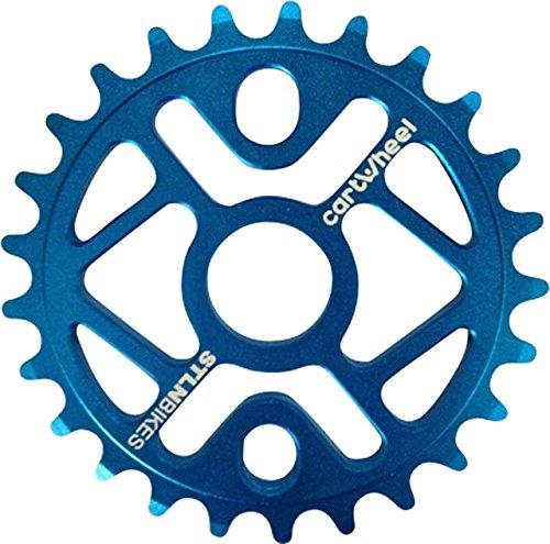 Stolen Cartwheelスプロケット25tブルー B074WHR2QP