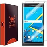 BlackBerry Priv Screen Protector, Skinomi® TechSkin Full Coverage Screen Protector for BlackBerry Priv Clear HD Anti-Bubble Film - with Lifetime Warranty