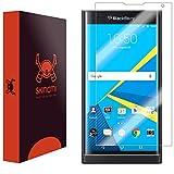 BlackBerry Priv Screen Protector, Skinomi TechSkin Full Coverage Screen Protector for BlackBerry Priv Clear HD Anti-Bubble Film