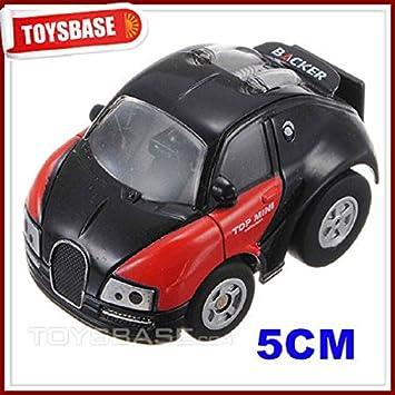 La plus petite voiture télécommandée RC Turbo Racer Q2 Race Car World Super Mini: Amazon.es: Juguetes y juegos