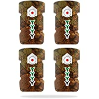 Skin For DJI Inspire 1 Drone Battery (4 pack) – River Stones | MightySkins Protective, Durable, and Unique Vinyl Decal wrap cover | Easy To Apply, Remove, and Change Styles | Made in the USA