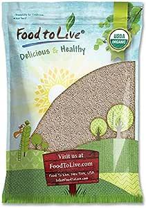 Semillas de chia blanco orgánico, 10 Libras - no OMG, kosher, crudo, vegano, a granel: Amazon.es: Alimentación y bebidas