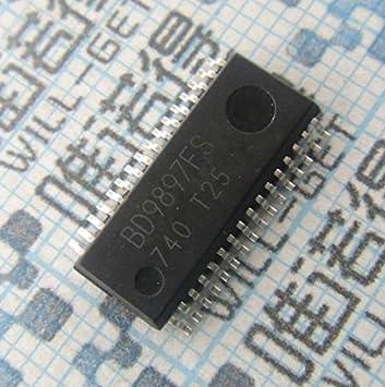 5PCS BD9897FS IC INVERTER CTLR 32SSOP ROHM NEW GOOD QUALITY