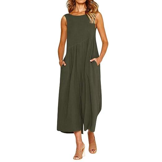 0fc7b1891c88 Amazon.com  Women Jumpsuit