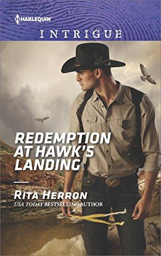 Redemption at Hawk's Landing (Badge of Justice Book 1) -