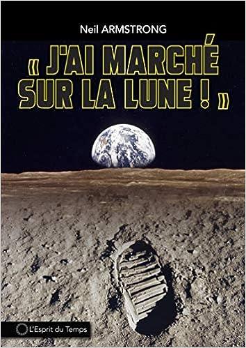 Livre numérique J'ai marché sur la lune -L'album illustré