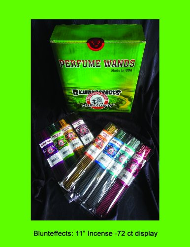 Blunteffects Hand-dipped Incense Display (72 COUNT Asst.) by Blunteffects