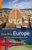 First-Time Europe - Rough Guide, Doug Lansky and Rough Guides Staff, 184836511X