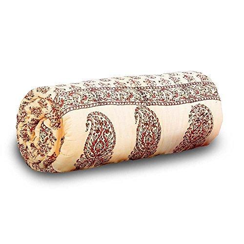 Little India Paisley Designer Pure Cotton Double Bed Comforter 603