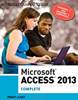 Microsoft Access 2013: Complete Front Cover