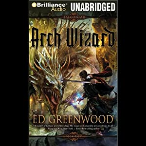 Arch Wizard Audiobook
