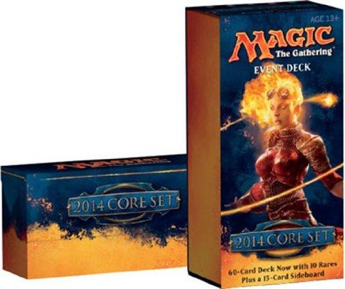 Magic 2014 Rush of the Wild Event Deck M14 MTG