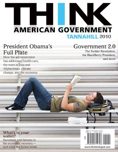 Think American Government 2010 (2nd Edition)