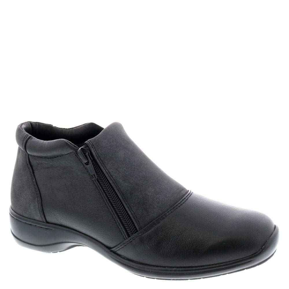 Ros Hommerson Superb Comfort 62036 Womens Casual Boot Leather Zipper