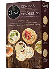 Carr's Cracker Assortment - 800g (6 Packages Inside Box)