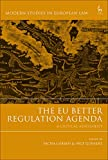 The EU Better Regulation Agenda