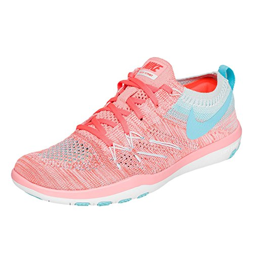 b8a3ad90954e Galleon - Nike Womens Free TR Focus Flyknit Running Trainers 844817  Sneakers Shoes (US 9