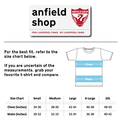 Official Liverpool FC This is Anfield White T-Shirt